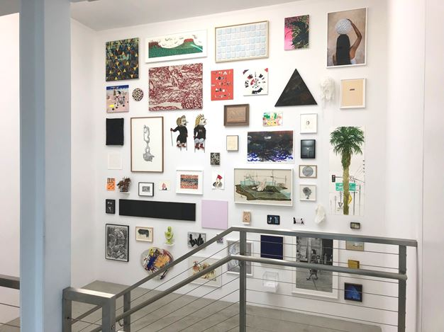Exhibition view: Group Exhibition, FIVE, Baik Art, Los Angeles (22 June–10 August 2019). Courtesy Baik Art.