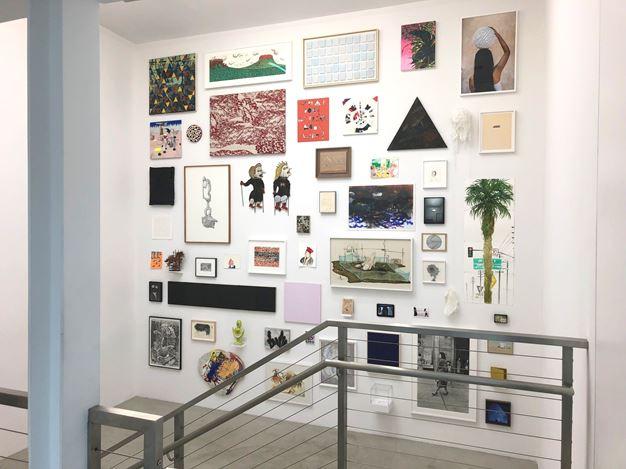 Exhibition view: Group Exhibition, FIVE, Baik Art, Los Angeles (22 June–10 August 2019). Courtesy Baik Art.