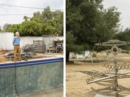 A California Sculptor Gets His Moment in the Sun, at Age 80