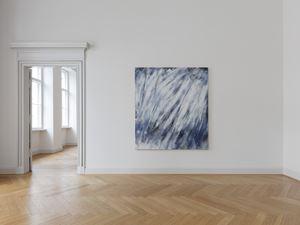 Entschiedene Bewegung by Raimund Girke contemporary artwork