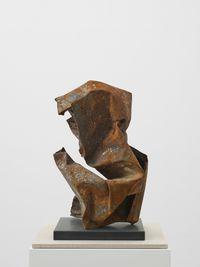 Portrait of Madame Blavatsky by Gavin Turk contemporary artwork sculpture