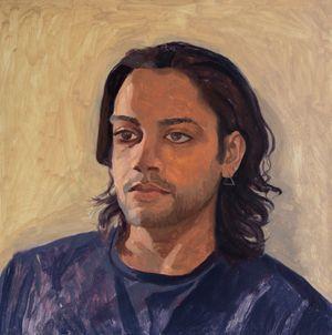 Umair by Fiza Khatri contemporary artwork