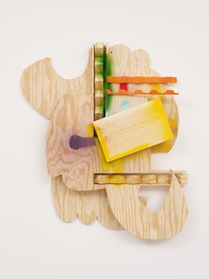 Story IV by Richard Tuttle contemporary artwork