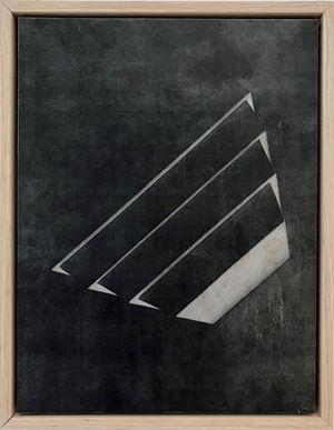 Gamma by Tobias Bernstrup contemporary artwork mixed media