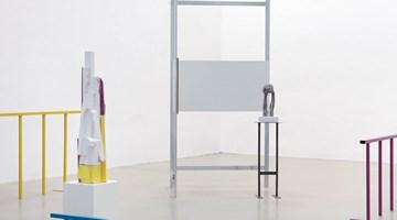 Contemporary art exhibition, Kai Schiemenz, Once Over Easy at Galerie Eigen + Art, Leipzig
