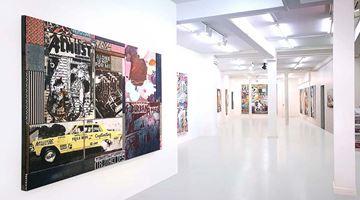Danysz contemporary art gallery in Paris, France
