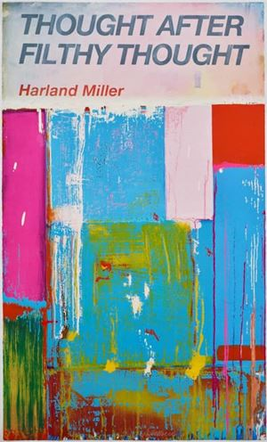 Thought After Filthy Though by Harland Miller contemporary artwork