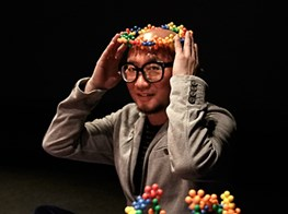 South Korean artist Choi Jeong-Hwa combines Buddhism and pop culture at Kiasma