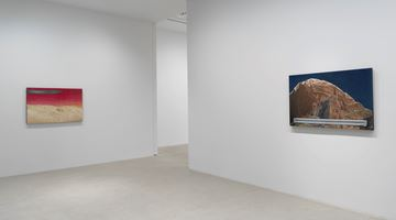 Contemporary art exhibition, Ed Ruscha, Paintings at Gagosian, 541 West 24th Street, New York