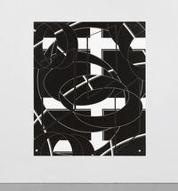 Volta X by Al Held contemporary artwork painting