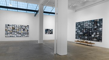 Contemporary art exhibition, Michelle Stuart, Flight of Time at Galerie Lelong & Co. New York