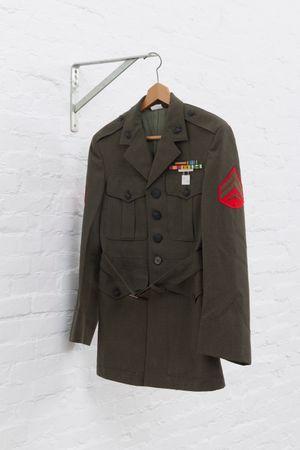 US Marine Jacket by Kim Jones contemporary artwork