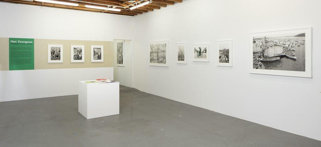 Exhibition view:Han Youngsoo, Han Youngsoo: Photographs of Korea, 1956-1963, Baik Art, Los Angeles (22 September–21 November 2018). Courtesy Baik Art.