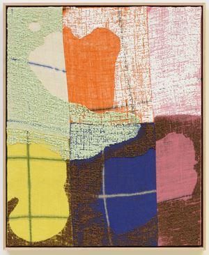 Lemon Drift by Evan Nesbit contemporary artwork
