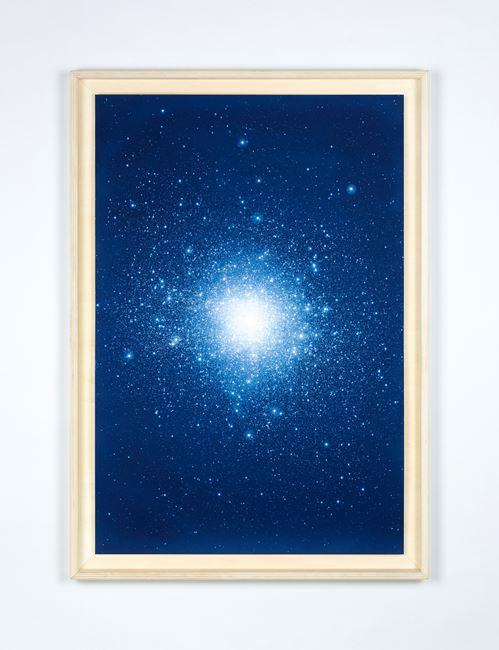 Cosmorama - Recording (NGC 104) by Hugo Deverchère contemporary artwork