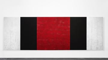 Contemporary art exhibition, Mary Corse, Recent Paintings at Pace Gallery, New York