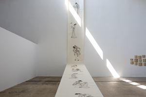 Old Tales Retold by Peng Wei contemporary artwork
