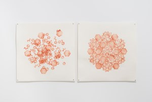 The errant (Moment 3) by Nicène Kossentini contemporary artwork