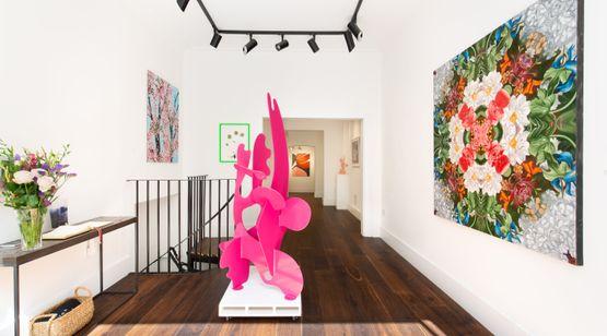 7 Sep–27 Oct 2021 Group Exhibition contemporary art exhibition