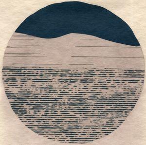 Horizon Variations 02 by Corinne De San Jose contemporary artwork