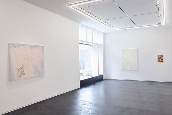 Exhibition view: Kei Takemura, Madeleine. V, Olympic, and my Garden, Taka Ishii Gallery, Tokyo (19 October–22 November 2019). Courtesy Taka Ishii Gallery.