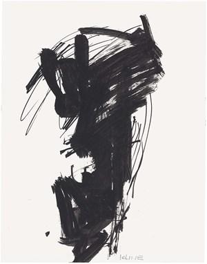 Untitled by Franz Kline contemporary artwork