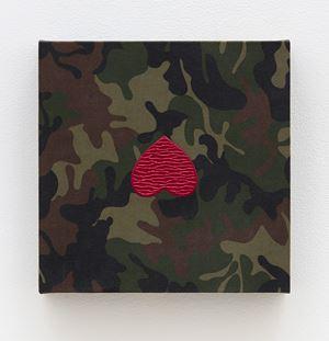 Telltale Heart by Linda Stark contemporary artwork