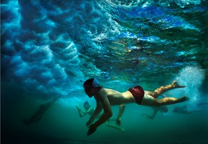 Nippers II by Narelle Autio contemporary artwork