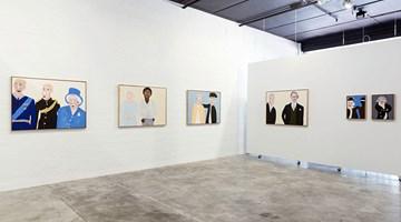 Contemporary art exhibition, Vincent Namatjira, Solo Exhibition at THIS IS NO FANTASY dianne tanzer + nicola stein, Melbourne