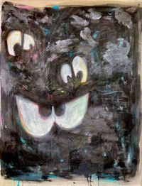 One's Eyes no.18 by KINJO contemporary artwork painting, drawing