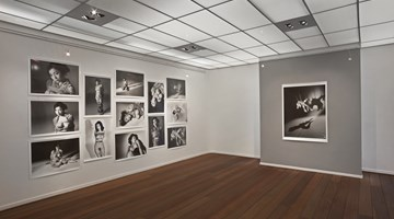 Contemporary art exhibition, Nobuyoshi Araki, August and Megumi Kagurazaka at Reflex Amsterdam