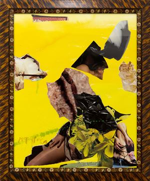 Vixen by Michael Taylor contemporary artwork