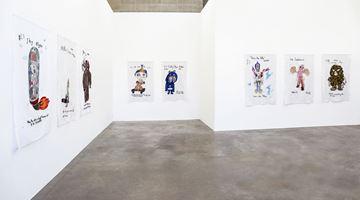 Contemporary art exhibition, Charrette van Eekelen, Darholm vs Shivlack at Jonathan Smart Gallery, Christchurch, New Zealand