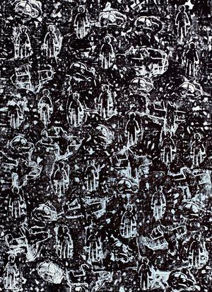Mobility by Olaf Breuning contemporary artwork