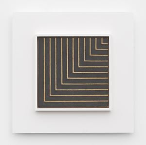 Untitled by Frank Stella contemporary artwork