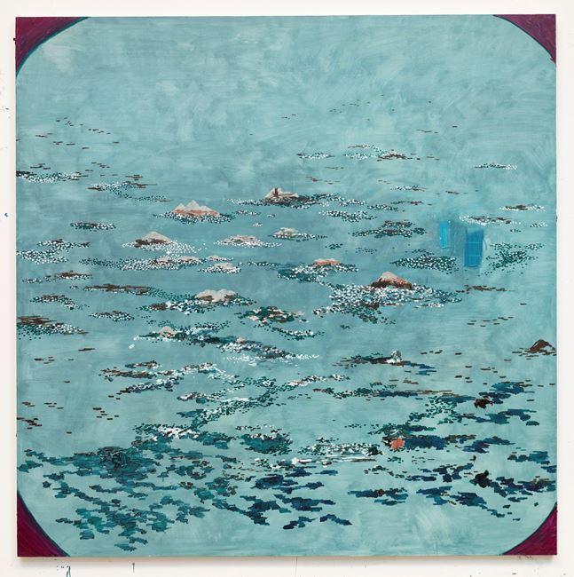 Pangea by Marina Rheingantz contemporary artwork