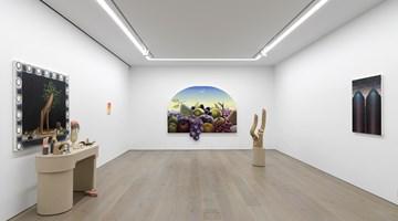 Contemporary art exhibition, Genesis Belanger & Emily Mae Smith, A Strange Relative at Perrotin, New York