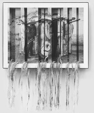 """Adelita - De la Serie """"Certezas Aparentes"""" by Pablo Boneu contemporary artwork"""