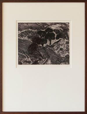 River by Mrinalini Mukherjee contemporary artwork print