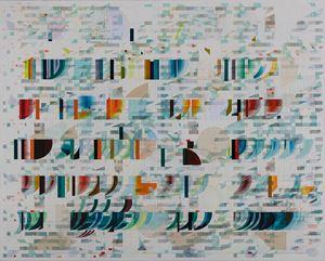 Mechanisms 7 by Tanya Goel contemporary artwork