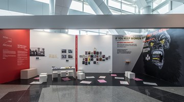 Contemporary art exhibition, Group Exhibition, Women Make Art History at Asia Art Archive, Hong Kong