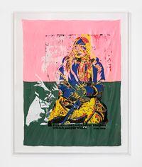 Crazy Horse by Christof Kohlhöfer contemporary artwork painting