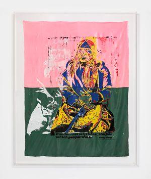Crazy Horse by Christof Kohlhöfer contemporary artwork