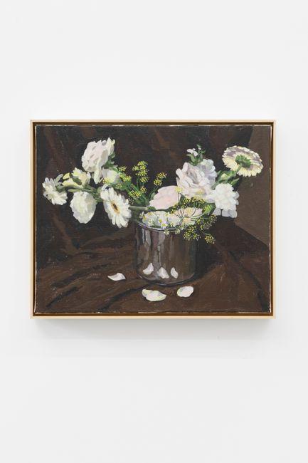 Fresh Flowers by Ge Yulu contemporary artwork