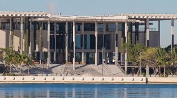 Pérez Art Museum Miami (PAMM) contemporary art institution in Miami, USA