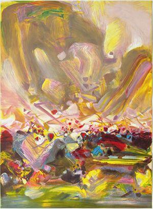 Untitled 《無題》 by Chu Teh-Chun contemporary artwork