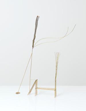 Disegno nello Spazio by Fausto Melotti contemporary artwork