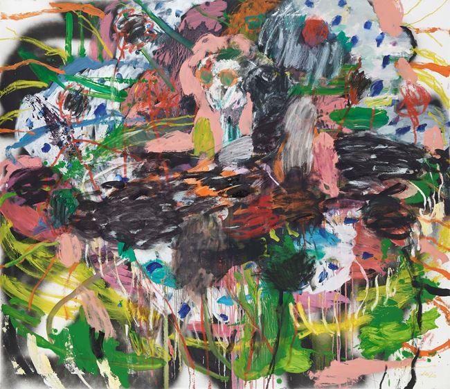 Dopamine by Misheck Masamvu contemporary artwork