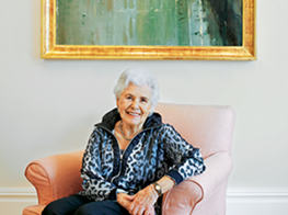 Delfina Entrecanales: the patron who collects artists, not art