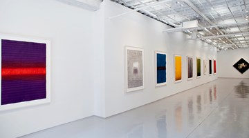 Contemporary art exhibition, Sohan Qadri, Transcendence at Sundaram Tagore Gallery, Chelsea, New York